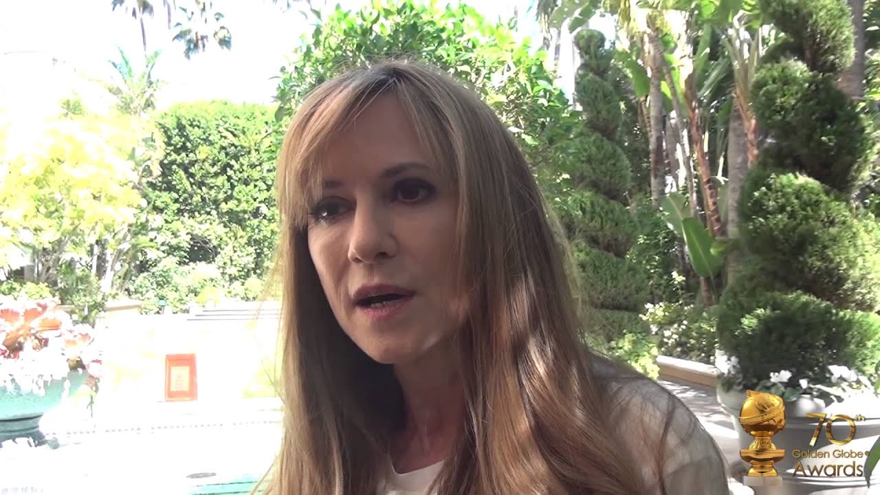 Download Holly Hunter: back to New Zealand and Jane Campion for Top of the Lake