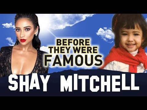 SHAY MITCHELL   Before They Were Famous   Biography