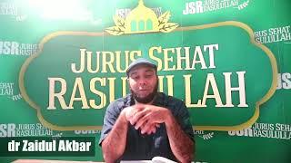 Gambar cover dr Zaidul Akbar - Jurus Sehat Rasulullah