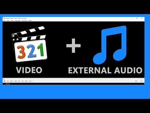 How To Load External Audio In Media Player Classic (MPC-HC)