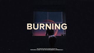 "RnB Type Beat ""Burning"" R&B/Soul Guitar Instrumental 2020 Bryson Tiller Type Beat"