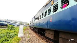 12346 Guwahati Howrah Jn Saraighat Express Halued By SGUJ WDP4B