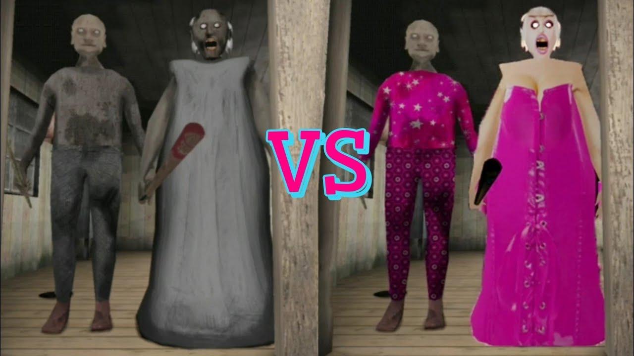 Download Granny Chapter 2 vs Barbie Granny Chapter 2 With Grandpa In Boat Escape