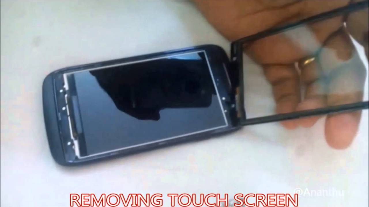 HOW TO REPLACE BROKEN LCD DISPLAY AND SCREEN DIGITIZER OF INTEX SMARTPHONES