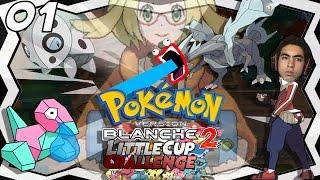[FR] MON RIVAL EST UN PERVERS ! - Pokemon Version Blanche 2 LC Challenge #01