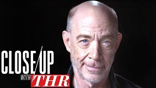 JK Simmons Talks Counterpart Oz  On-Screen Boundaries  Close Up With THR