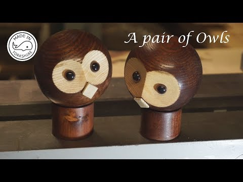 #39 A Pair of Owls