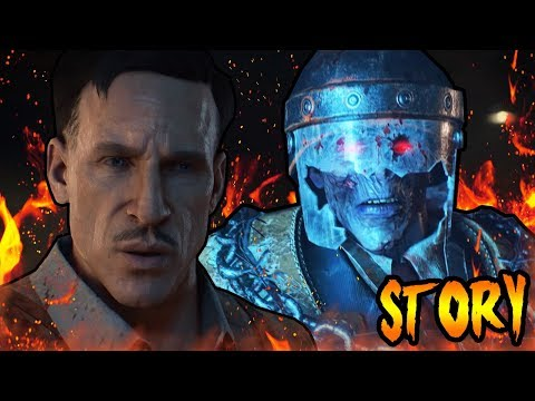 BLOOD OF THE DEAD STORYLINE! BRUTUS Traps The PRIMIS Crew | Black Ops 4 Zombies CUTSCENE Explained