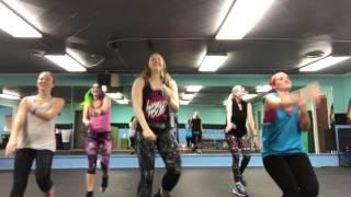 La Vida Es Una - Pitbull feat. Lil Jon - Zumba Fitness Choreography
