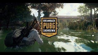 Разминка перед 5-ым раундом квалификаций на DreamHack 2018 ● PUBG / PlayerUnknown's Battlegrounds