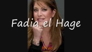 فاديا الحاج : لما بدا يتثنى Fadia el Hage Live in concert