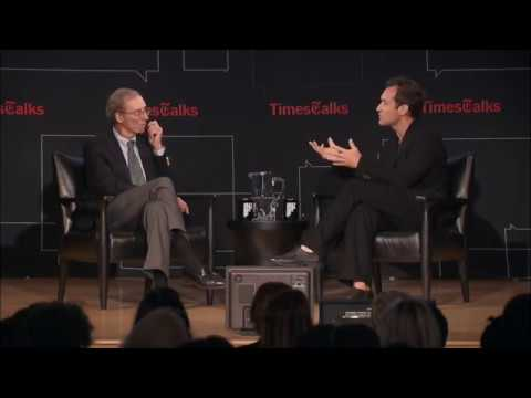 Jude Law I Interview I TimesTalks