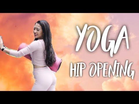 Bài tập YOGA Hip Opening giãn mở hông   Workout #97 ♡ Hana Giang Anh
