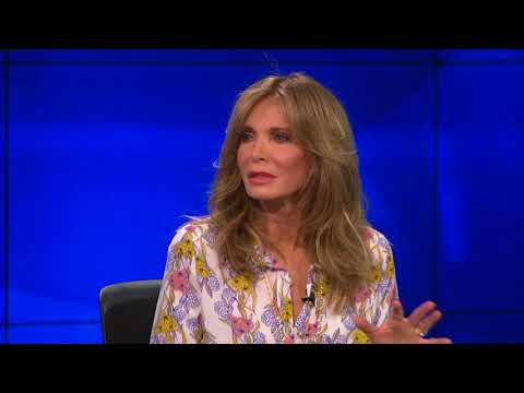 Jaclyn Smith cases her Sears Clothing Collection