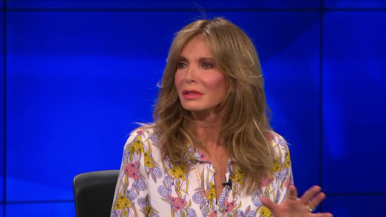 Jaclyn Smith Showcases Her Sears Clothing Collection Youtube