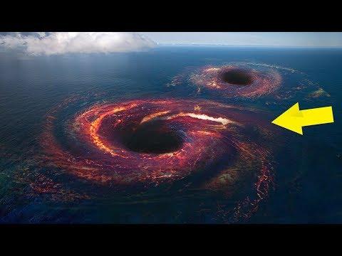 Cosa accadrebbe se tutti i vulcani del mondo esplodessero contemporaneamente?