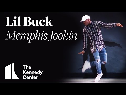 Lil Buck performs Memphis Jookin    LIVE at The Kennedy Center