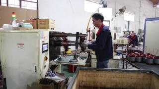 Motor Horizontal Type Stator Coil Winding Inserting Machine