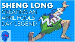 Creating an April Fool's Day Legend   How Studio Goblin Animated Sheng Long [SSFF]