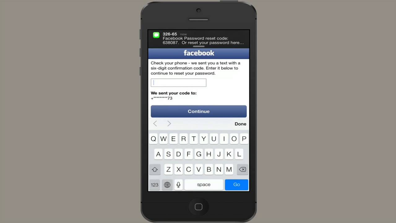 How to Recover a Facebook Password on a Mobile : Tech Tips & Tricks
