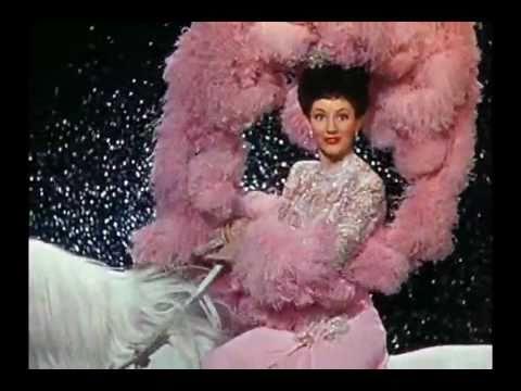 """Bring on the Wonderful Men"" - Ziegfeld Follies | Virginia O'Brien (HD)"
