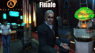 Half-Life 2 Cinematic Mod Let's Play [Finale] - Confronting Breene