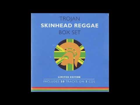 STEPPING RAZOR LOADS Various Artists Trojan Skinhead Reggae Box Set Full Album 2002 VIA