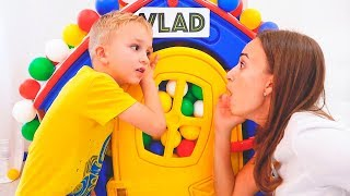 Download Vlad and Nikita Colored Balls everywhere Mp3 and Videos