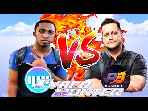 YANRIQUE WRIGHT VS POWERBANG - Who is the Best CYBER HUNTER Player?