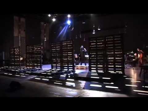 Heiner Goebbels: Industry and Idleness - Premiere at the Schauspielhaus Zurich
