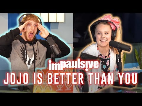 JOJO SIWA IS BETTER THAN YOU - IMPAULSIVE EP. 2