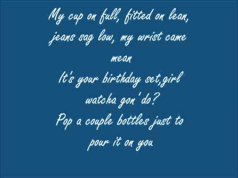 I Know You See It-Yung Joc *Single Version* (lyrics on screen)