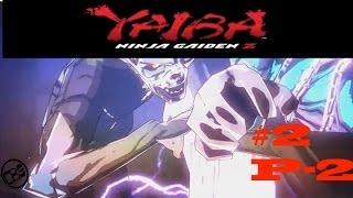 Yaiba Ninja Gaiden Z Gameplay Walkthrough - Level 2 Old Town P-2  - The City is Slicker