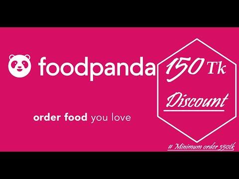 Foodpanda 150 Tk Discount    Foodpanda promo code & Voucher    Foodpanda App Download & App Install