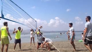 Voley playa Bellavista 2014 final