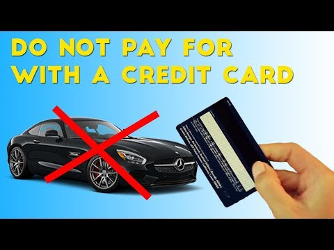 Things You Should Not Use Credit Card For Feat Ask Sebby