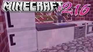 Minecraft | KITCHEN DESIGNER!! | Diamond Dimensions Modded Survival #216