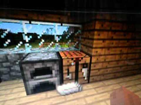 Minecraft: come costruire una torta,una staccionata,un cancelletto,un ...