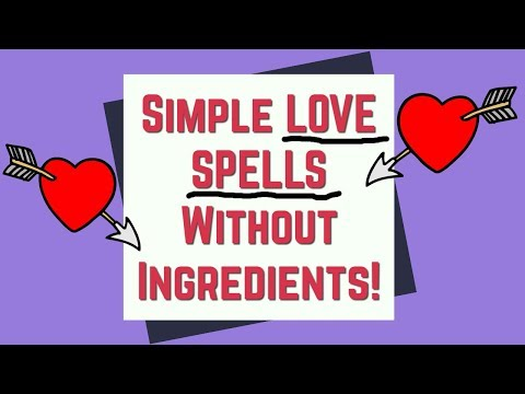 Spell to make him fall madly in love with me | Spell to