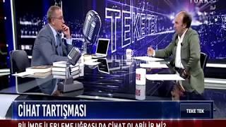 Teke Tek - 25 Temmuz 2017 (Şaban Ali Düzgün-Bedri Gencer)