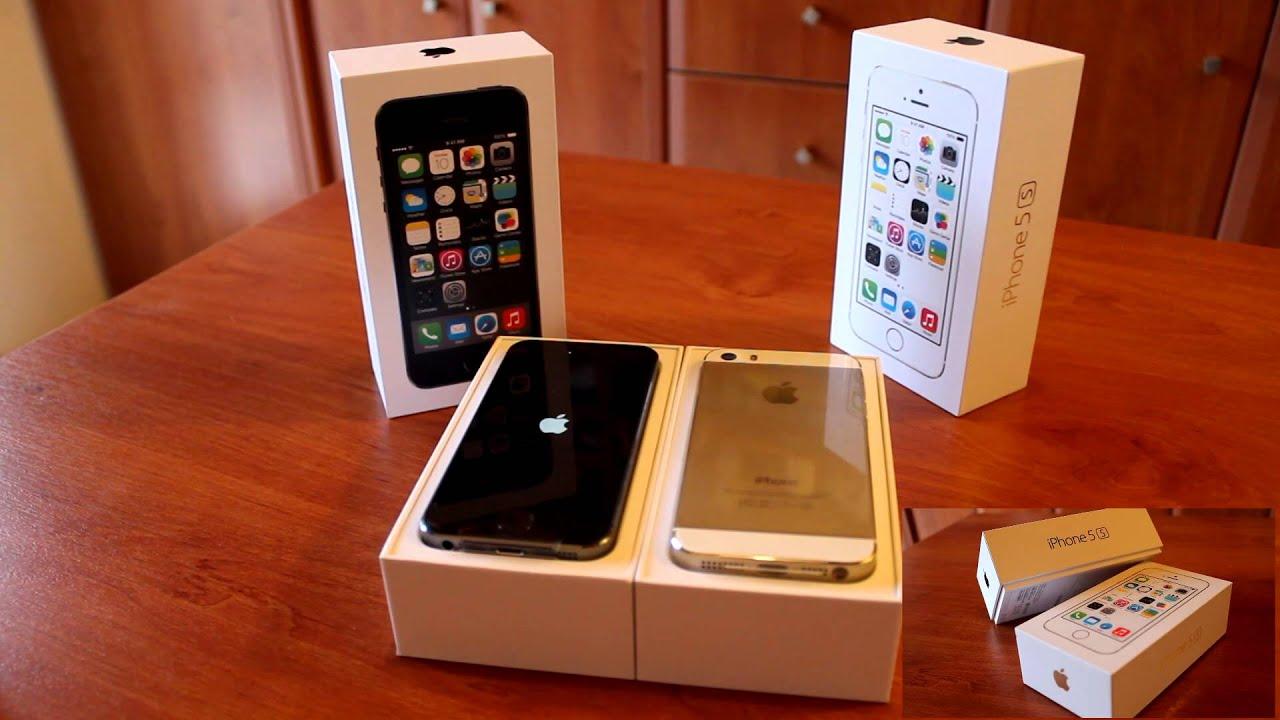 iphone 5s 64gb guld pris