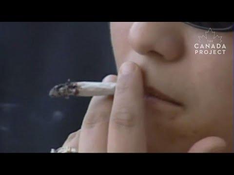 Decade of the Day: Legalization of recreational marijuana in Canada