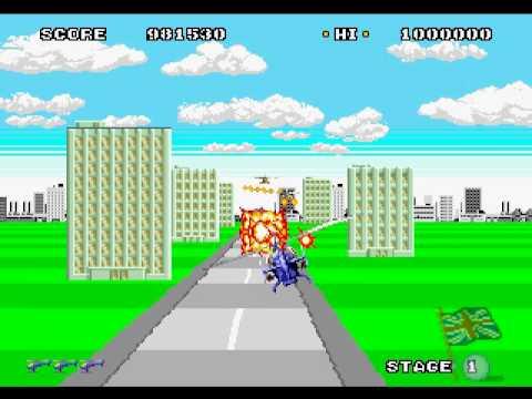 Sega mega drive cheating