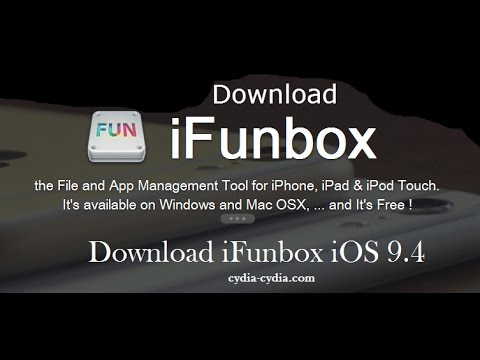 HOW TO USE & FIX iFUNBOX,How to Fix iFunbox Missing dll error