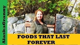 Foods That Last Forever Great Prepper Survival Foods