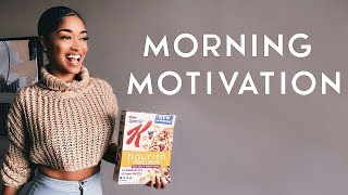 How to Become a Morning Person! #FuelYourResolution 2018 (Bri Hall)