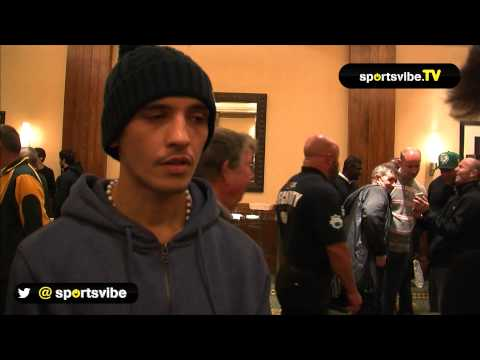 Lee Selby Interview - Ahead Of His Fight With Joel Brunker