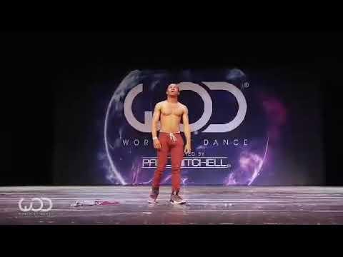 Fik shun dance terbaik di dunia