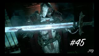 Batman: Arkham Knight Walkthrough Gameplay - PS4 - Part 45 - Azarel Captured