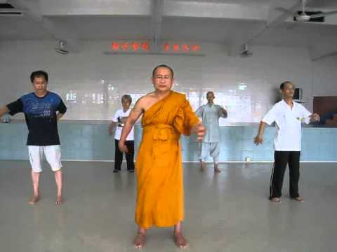 1 Hour Full Length Qi Gong Class Exercise Workout  - Qi Gong Chi School